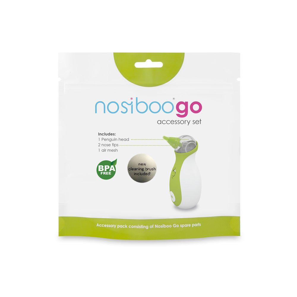 Nosiboo Go Accessory Set